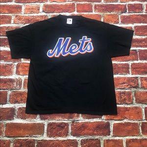 Vintage Majestic New York Mets David Wright Tee